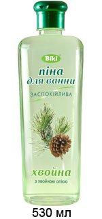 Піна для ванни «Хвойна» floria