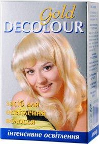 засіб для освітлення волосся