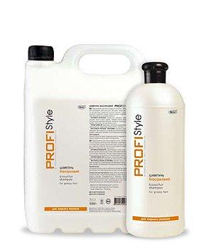 Шампунь біосірковий для жирного волосся
